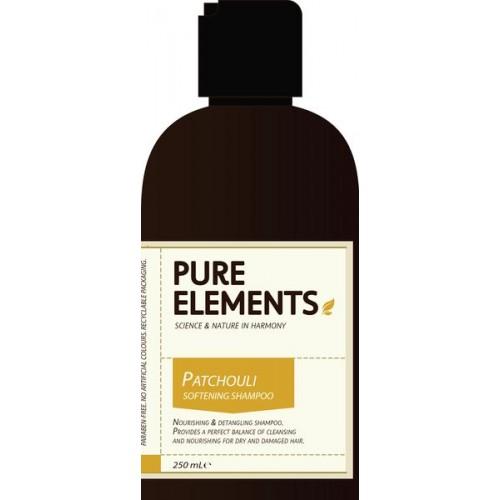 Patchouli Softening Shampoo 1000 ml