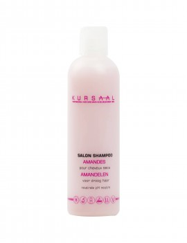 Shampoo Almond Oil 250ml