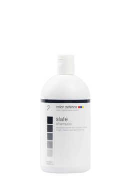 Slate Shampoo 1000ml Color...