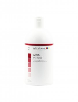 Wine shampoo 1000ml Color...
