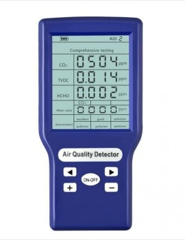 Luchtanalysator - CO2-detector