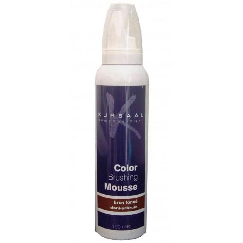 Color Brushing Mousse Dark Brown 150 ml