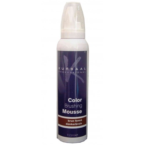Mousse Color Brun Foncé 150 ml
