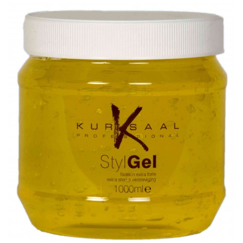 Stylgel Yellow Extra Strong 1000 ml + Pump