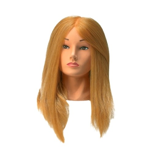 TETE MALEABLE JESSICA SYNTHETIQUE BLOND 35-45CM - (273) - 20
