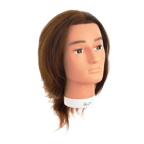 OEFENHOOFD BOBBY INDIAN HAIR 30-35 CM - (277) - 2018/2019