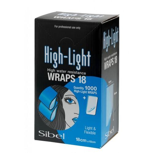 HIGH-LIGHT WRAPS 10X18CM 1000PCS - (201) - 2018/2019