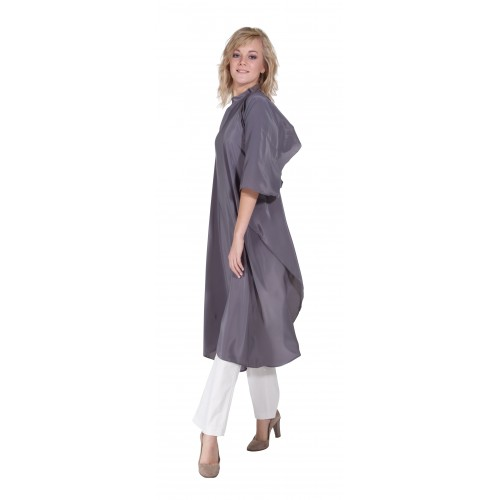 FLEXI CAPE FERMETURE VELCRO GRIS SIBEL - (245) - 2018/2019