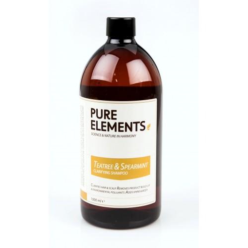 Tea Tree - Spearmint Clarifying Shampoo 1000 ml