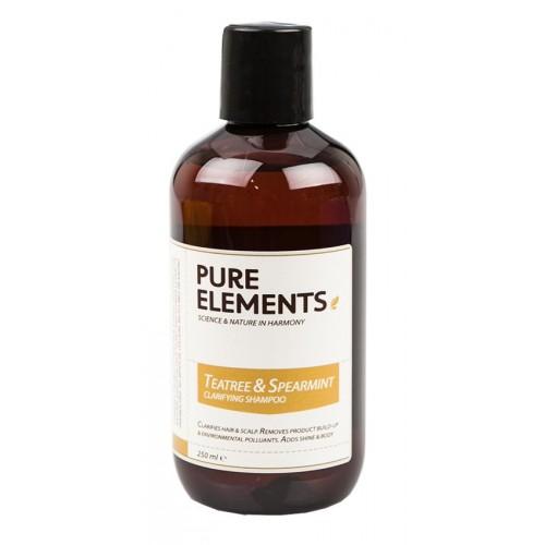 Tea Tree - Spearmint Clarifying Shampoo 250 ml
