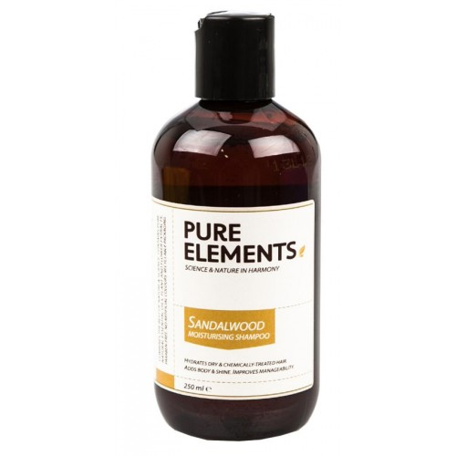 Sandalwood Moisturizing Shampoo 250 ml
