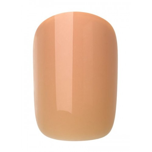 INSTANT NUDE NAIL ALMOST APRICOT 24PCS + GLUE - 459 - 2017/2