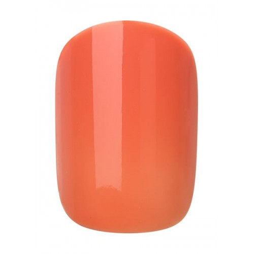 INSTANT CORAIL POLISHED NAIL 24PCS + GLUE - 459 - 2017/2018