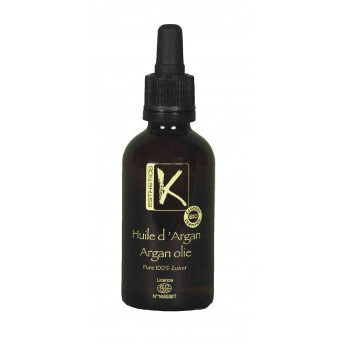 Huile D'Argan Pure 100% - Ecocert 32600  50 ml