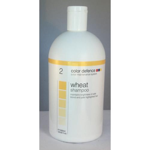 Wheat Shampoo 1000ml Color Defence