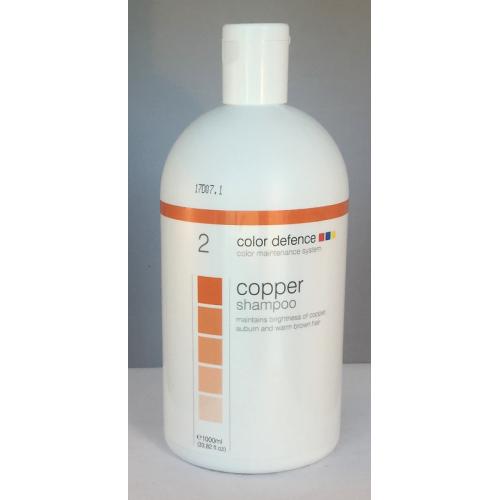Copper Shampoo 1000ml Color Defence