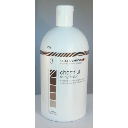 Chestnut Re-Hydrator 1000ml Color Defence