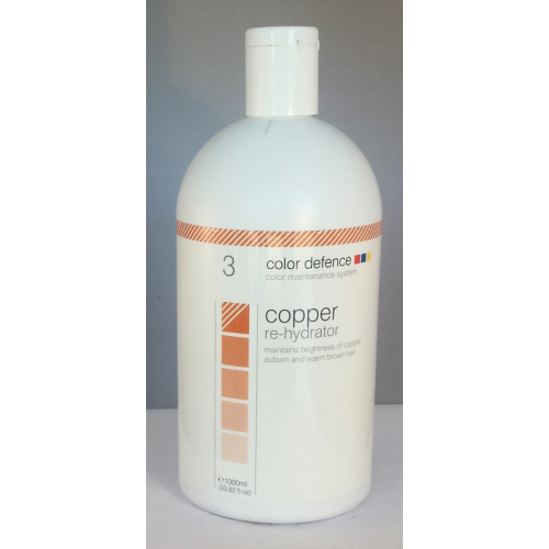 Copper Re-Hydrator 1000ml Color Defence