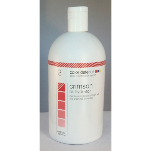 Crimson Re-Hydrator 1000ml Color Defence