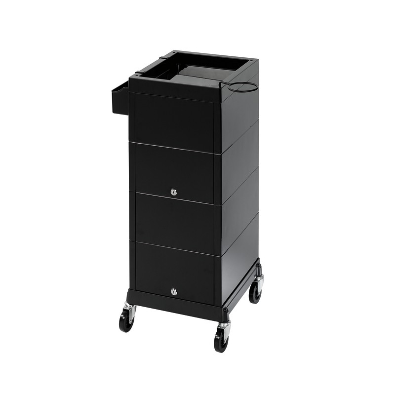 DISCRETE/LOCK TABLE DE SERVICE NOIR SIBEL - (329) - 2018/201